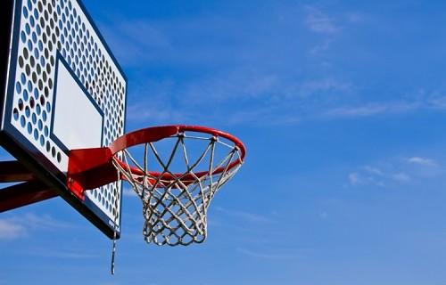 ありのままのバスケゴール