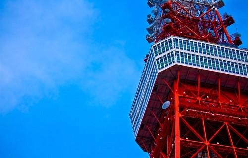 自信をつける東京タワー