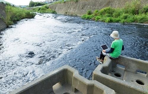 人生を変える川