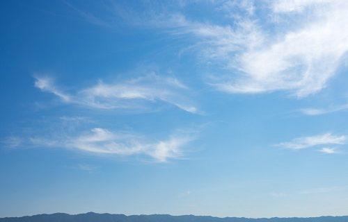 生きる意味がわからないときは空を見る
