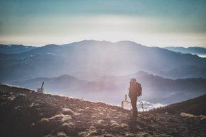他人に興味がない登山者