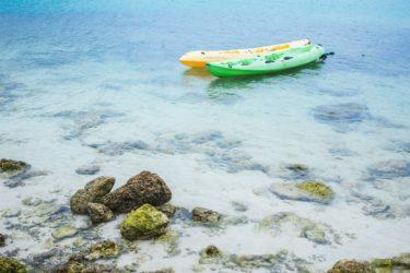 心の穴を海で埋める